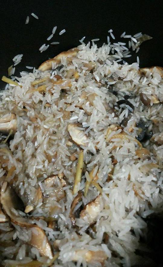 Add Rice