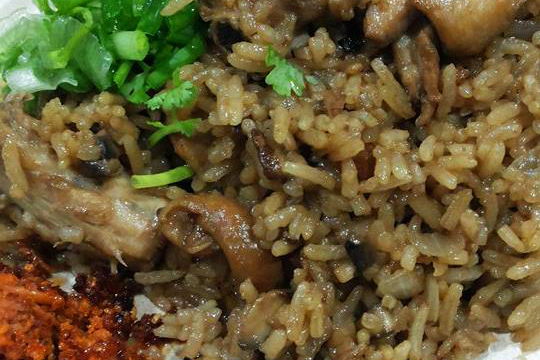 Recipe Claypot Chicken Rice Using Conventional Rice Cooker Beyond Norm