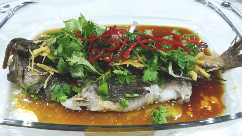 Recipe cantonese style steamed fish beyond norm recipe cantonese style steamed fish forumfinder Images