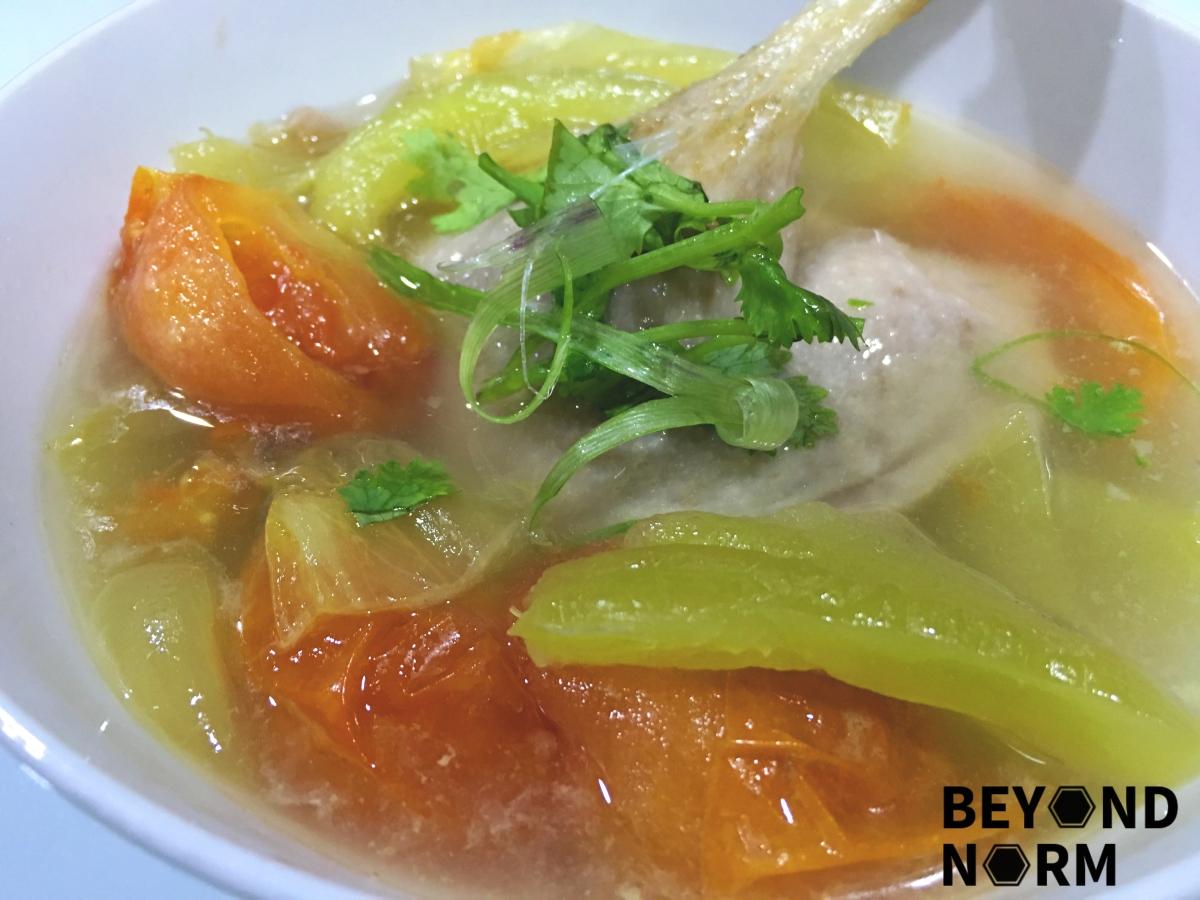 Soup Kitchen Singapore Menu