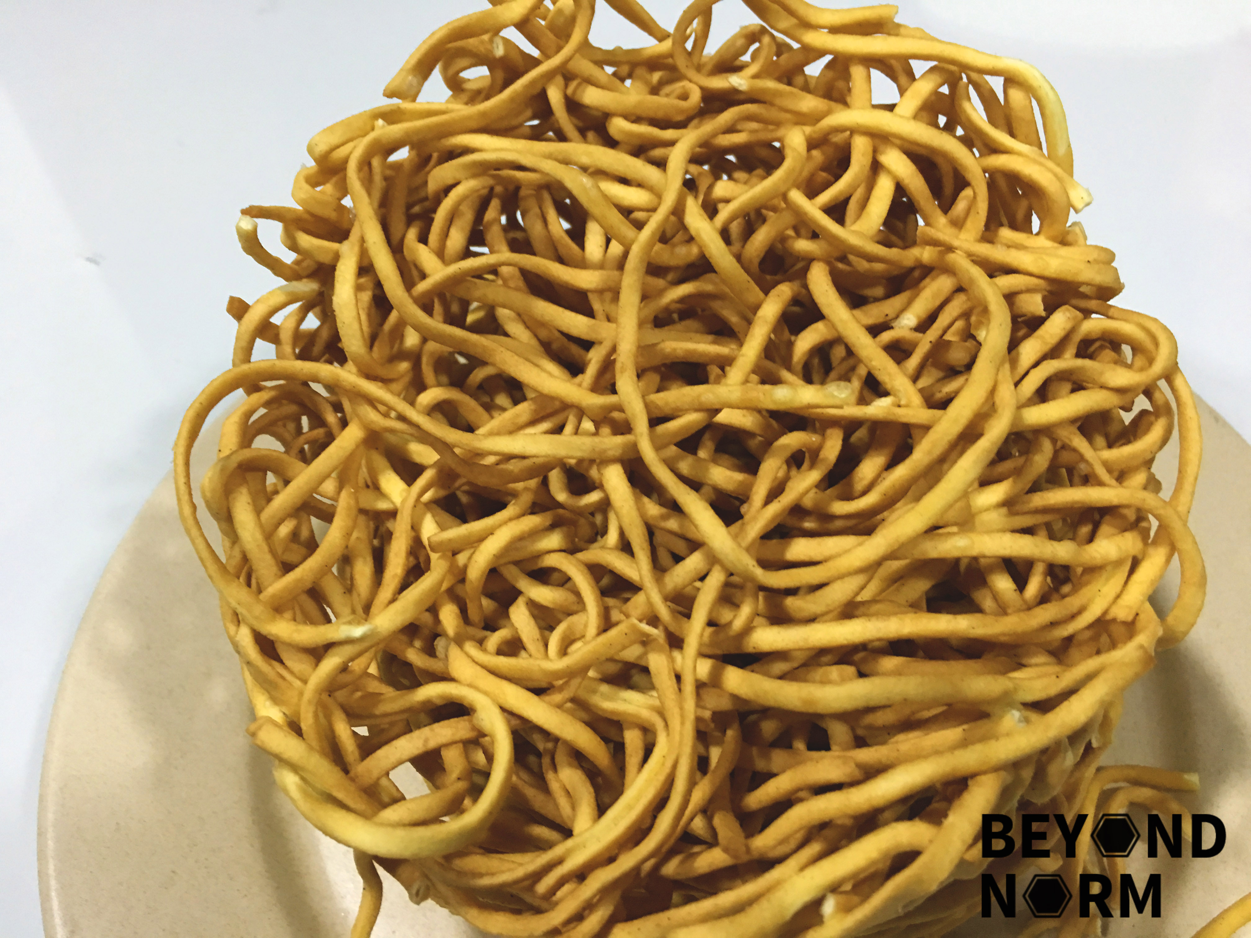 Recipe Braised E Fu Noodles With Shredded Chicken 伊府面 Beyond Norm