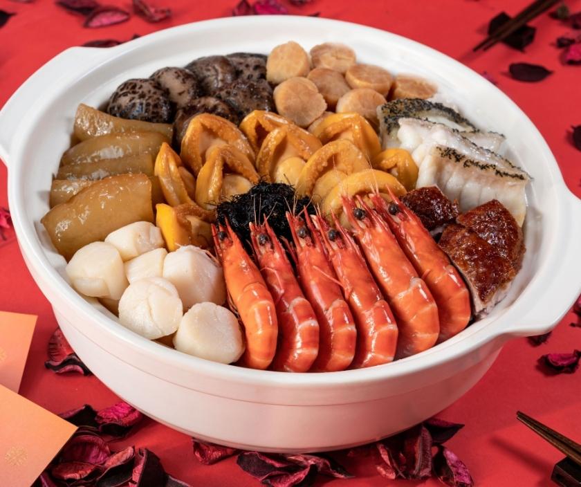 Yàn 宴中餐馆's Pen Cai